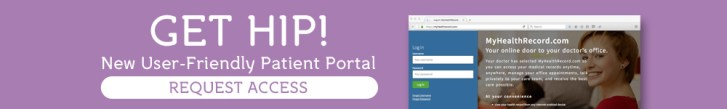 Request Access to the NEW Patient Portal