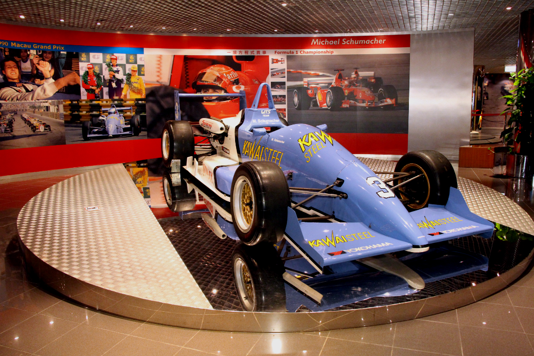 Image result for grand prix museum macau