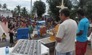 Bingo das mães em Diogo Lopes e Barreiras