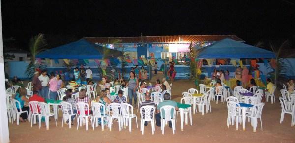 Festa em Moinho do Juá.