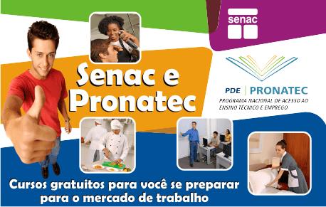 PRONATEC-SENAC