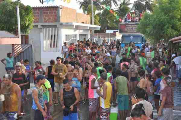 Grande público no encerramento dos festejos
