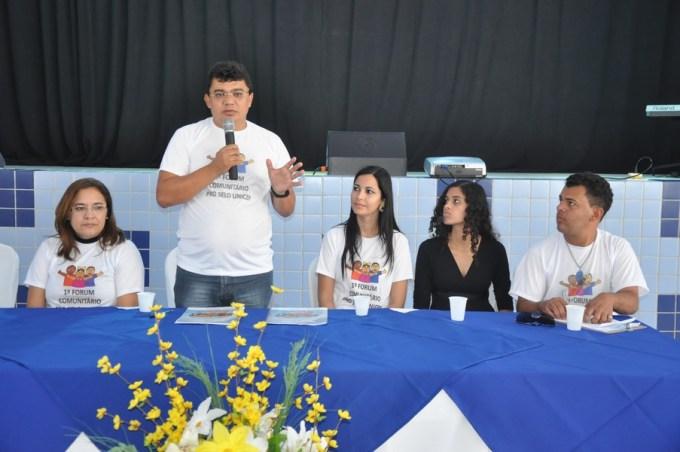 Prefeito Kerginaldo Pinto apoia as ações direcionadas a certificação do município com o Selo Unicef