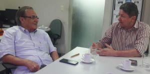 Em audiência na SPU-RN, Tulio Lemos consegue a cessão do prédio da Receita Federal para a Companhia de Polícia Militar