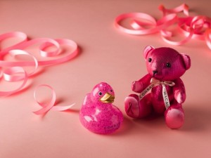 Conrad-Macao-PINK-Inpsired-2015-Campaign-Bear-and-Duck