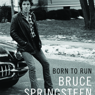 """Born to Run"" (Simon & Schuster), by Bruce Springsteen"