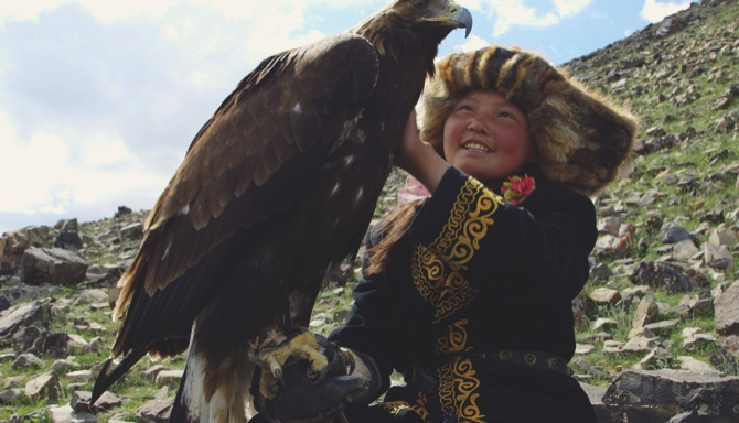 Film Review The Eagle Huntress