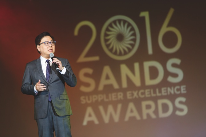 Wilfred Wong, SCL president and COO