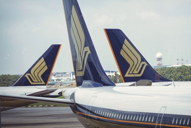 Singapore Airlines to place US$13.8B order for Boeing aircraft