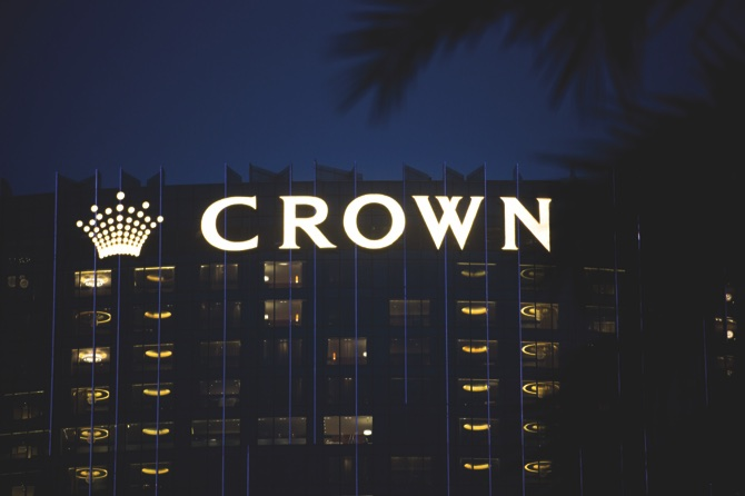 Cash laundering fear for Crown employees charged in China