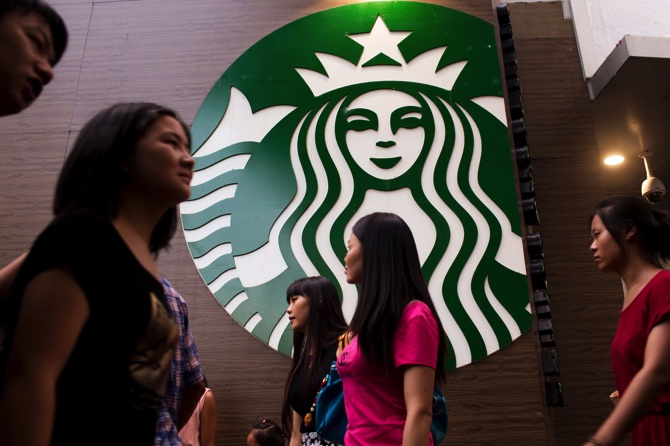 Starbucks is closing down all Teavana stores