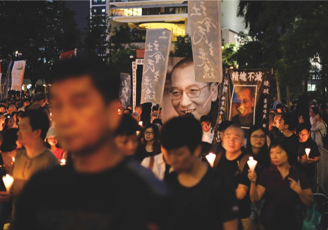 China cremates body of Nobel laureate and dissident Liu Xiaobo