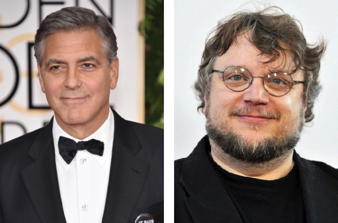 Offbeat | George Clooney, Guillermo del Toro on Venice Film Fest slate