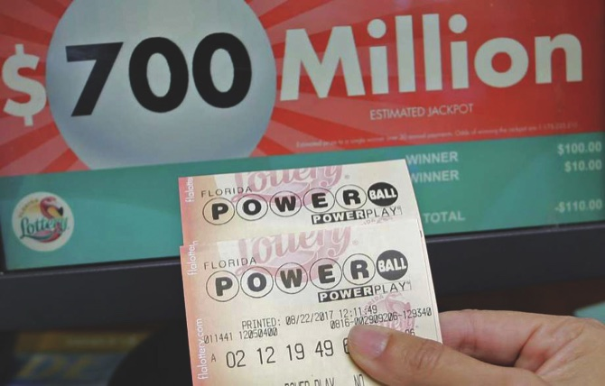 $700-million jackpot brings lotto fever to SW OK
