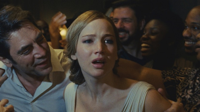 Jennifer Lawrence Talks about being a mother and film 'Mother'