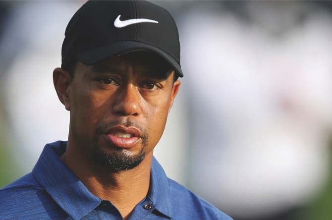 Woods making steady progress following back surgery, says agent