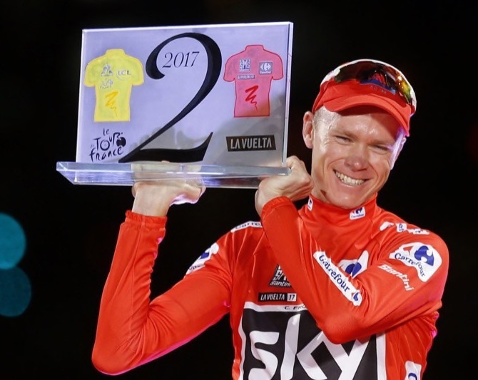 Chris Froome says he has not broken any rules amid Salbutamol test class=