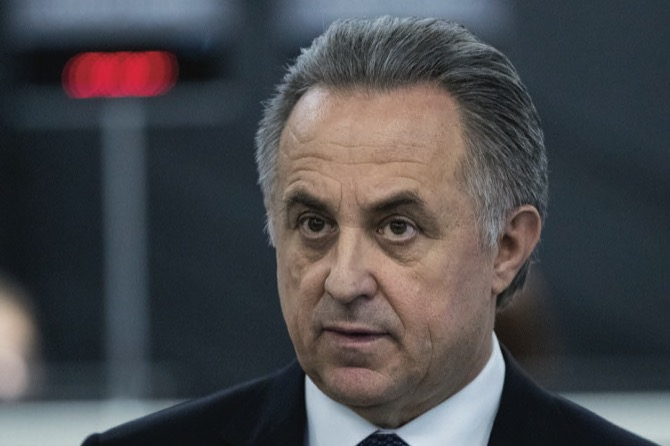 Russia's Mutko steps down as head of World Cup organising committee