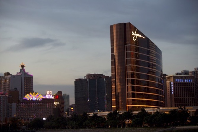 Macau casino regulators look into allegations against Wynn