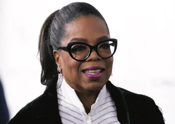 Trump weighs-in on Oprah's potential presidential run