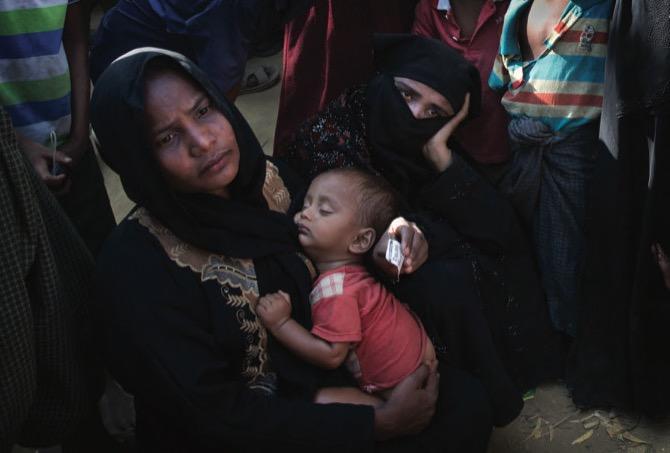 Officials play down Rohingya repatriation delay