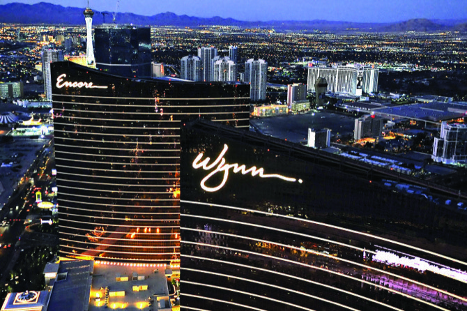 Steve Wynn allegations punish his company's stock