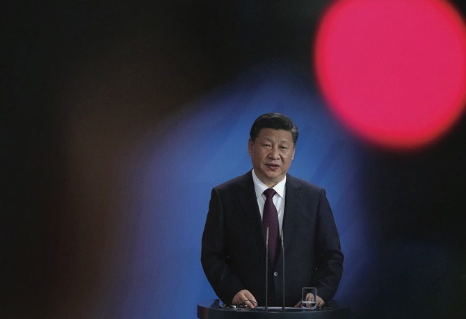 China explains move to scrap presidential term limits
