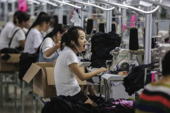 July exports accelerate despite Trump's tariff hike