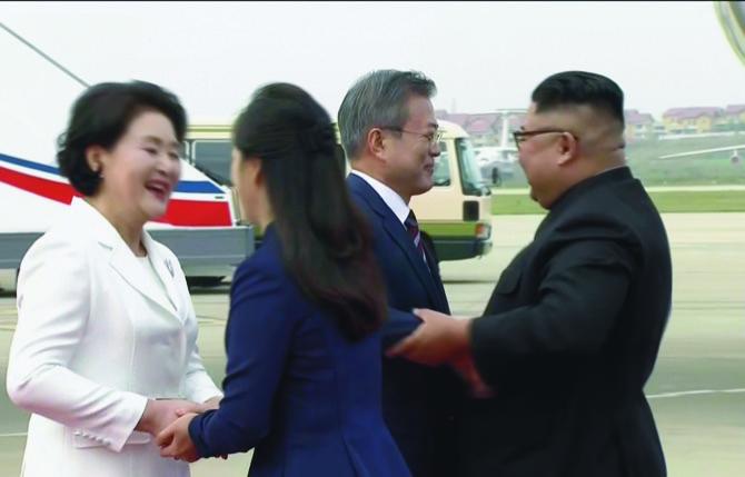 North Korea, South Korea agree on denuclearization plan, USA  left out