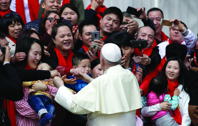 China-Vatican agreement raises concerns about persecuted Christians