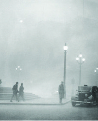 Today in history… dense fog causes widespread chaos