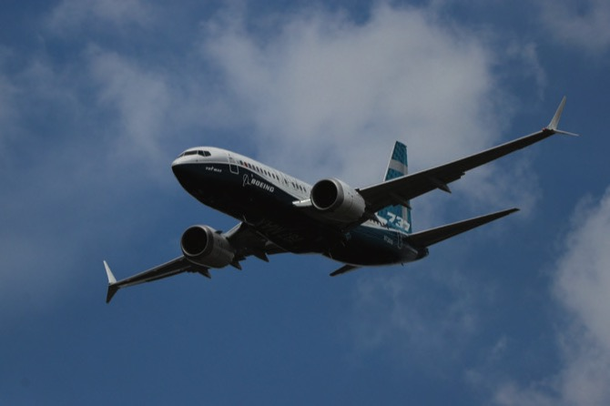 Aviation authority bans Boeing 737 MAX flights in Russian airspace