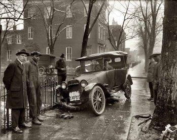Accident în Washington D.C. - 1921