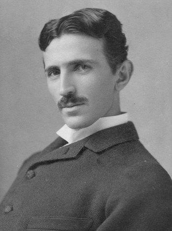 Nikola Tesla - 1893