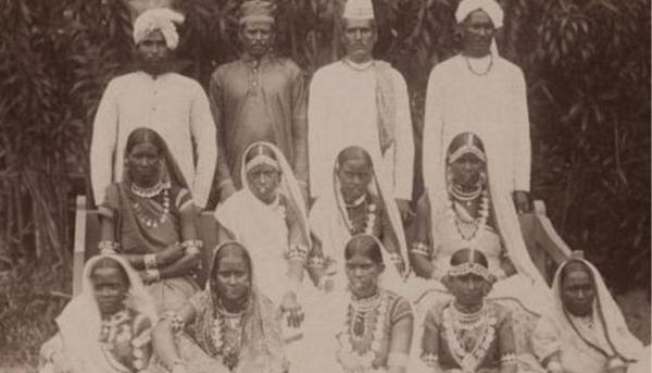 The Indian Rhythm in IndoCaribbean Osama Ashraf The