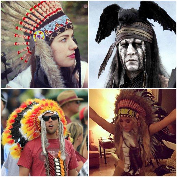 Cultural Appropriation Native American Fashion