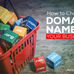 How to choose a domain name for your business - Macaulay Gidado