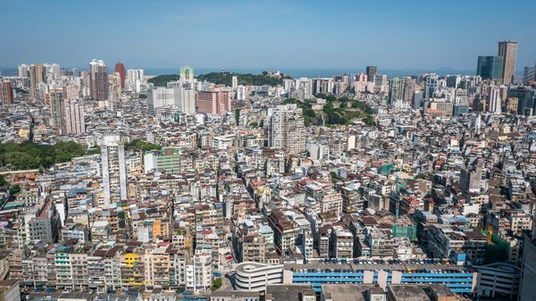 EIU predicts Macau's real GDP will contract 21% this year