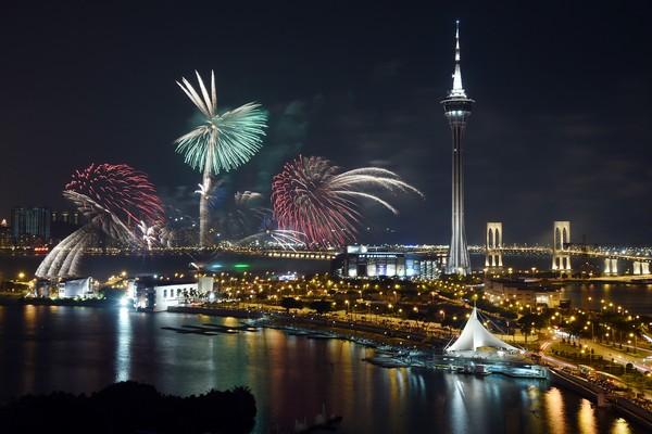 Taiwan wins international fireworks contest