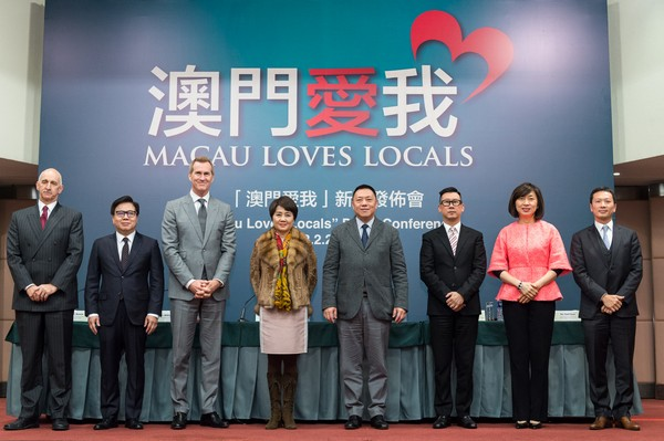Gaming firms launch 'Macau Loves Locals' discounts