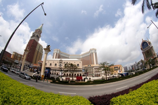 Venetian Macao named best luxury rsort in the world