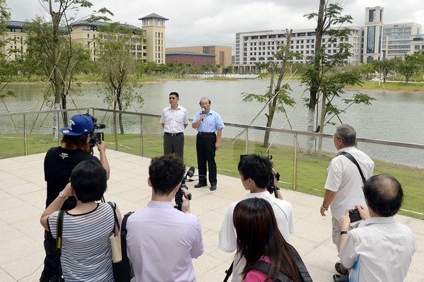 New university campus in Hengqin handed over to Macau
