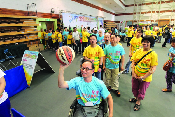 Group slams govt for failure to assist disabled integrate