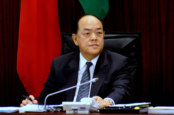 AL chief urges CE to attend Q&A after 5-year wrap-up