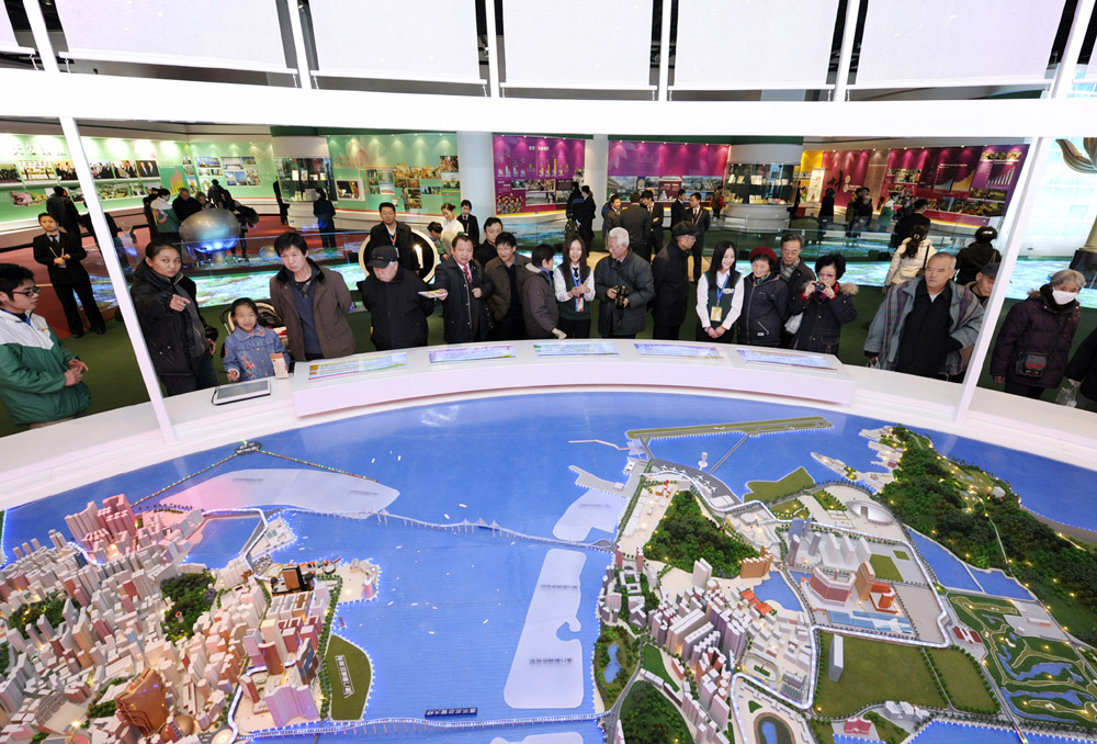 President Hu Jintao predicts 'bright future' for Macau
