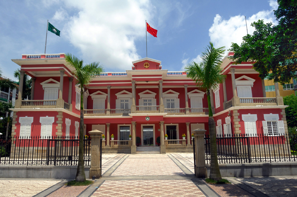 Macau observes national day of mourning for Gansu victims