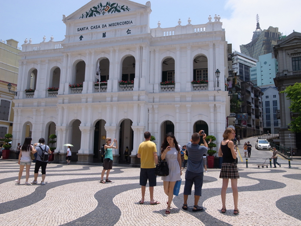 Macau receive 20.7 million visitor arrivals in the firt 10 months of the year