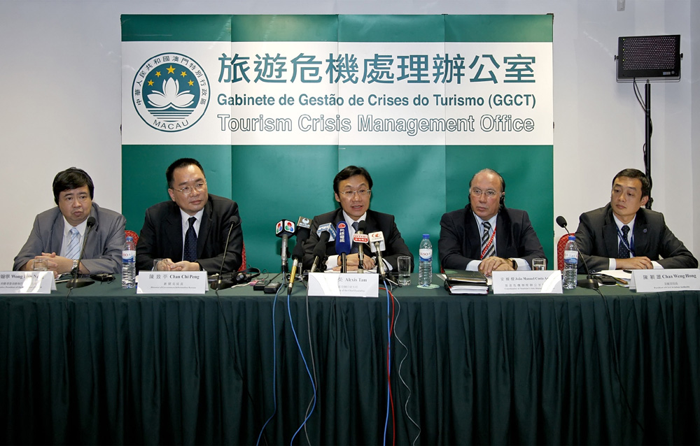 Macau's tourism industry must provide quality services, says director of MGTO