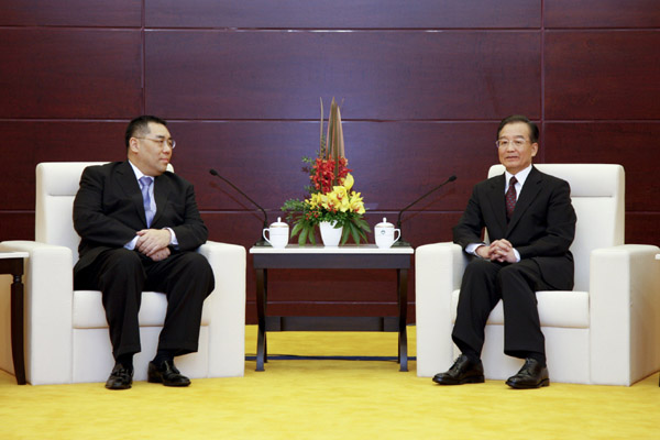Macau's leaders have priority of serving population, being uncorrupted and dedicated, says Wen Jia