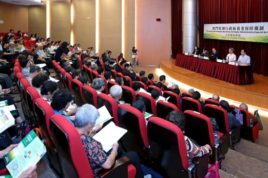 IAS and Macau Neighbourhood group demand greater focus on market potential of local seniors